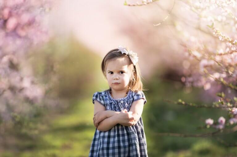 karo turczynska dzieciece w plenerze
